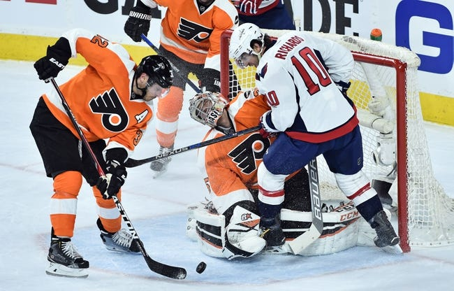 Capitals at Flyers Game 4 - 4/20/16 NHL Pick, Odds, and Prediction