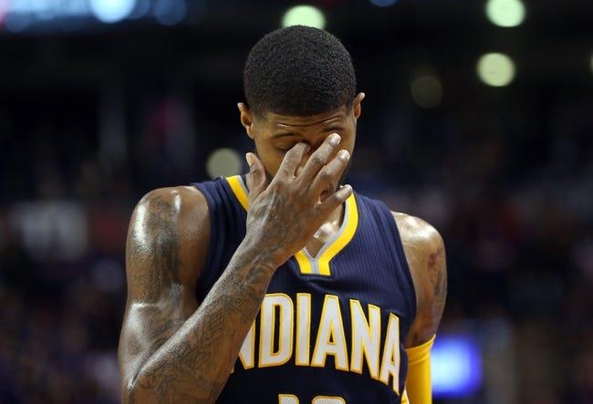 Indiana Pacers vs. Toronto Raptors - 4/21/16 NBA Pick, Odds, and Prediction