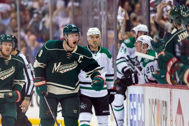 Stars at Wild Game 4 - 4/20/16 NHL Pick, Odds, and Prediction