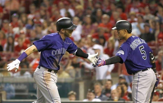Reds vs. Rockies - 4/20/16 MLB Pick, Odds, and Prediction