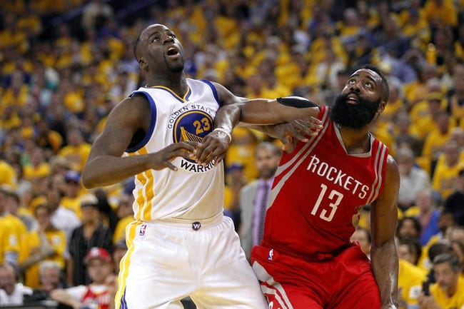 Warriors at Rockets Game 3 - 4/21/16 NBA Pick, Odds, and Prediction