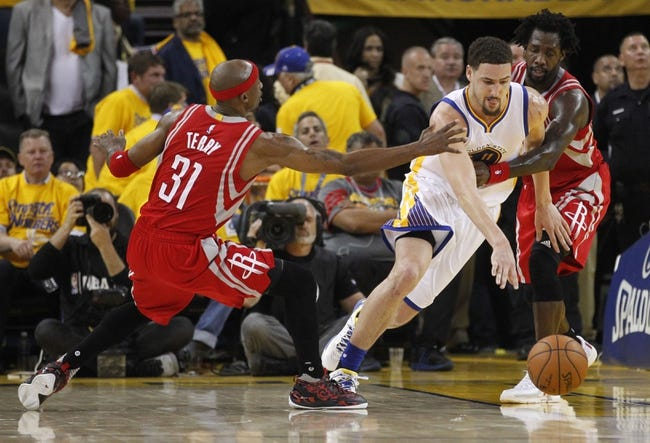 NBA News 4/19/16: Warriors Edge Rockets Without Stephen Curry for 2-0 Series Lead
