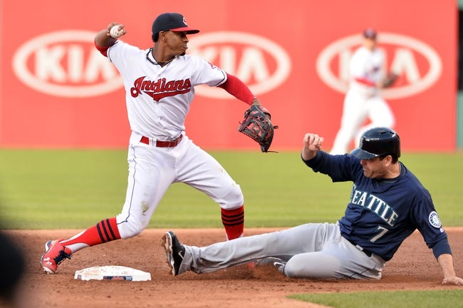 Cleveland Indians vs. Seattle Mariners - 4/21/16 MLB Pick, Odds, and Prediction