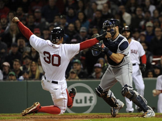 Boston Red Sox vs. Tampa Bay Rays - 4/20/16 MLB Pick, Odds, and Prediction