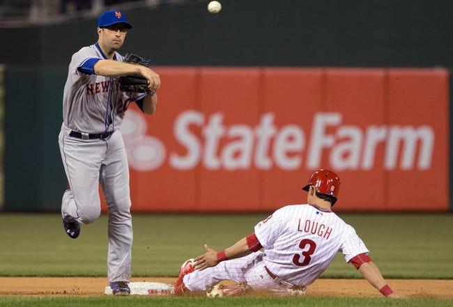 Philadelphia Phillies vs. New York Mets - 4/20/16 MLB Pick, Odds, and Prediction