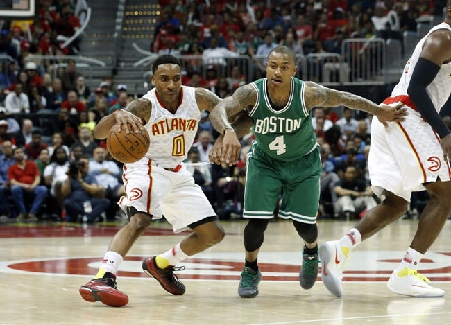 Hawks at Celtics Game 3 - 4/22/16 NBA Pick, Odds, and Prediction