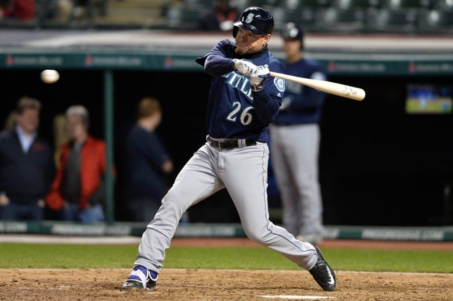 Cleveland Indians vs. Seattle Mariners - 4/20/16 MLB Pick, Odds, and Prediction