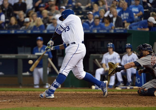 Kansas City Royals vs. Detroit Tigers - 4/20/16 MLB Pick, Odds, and Prediction