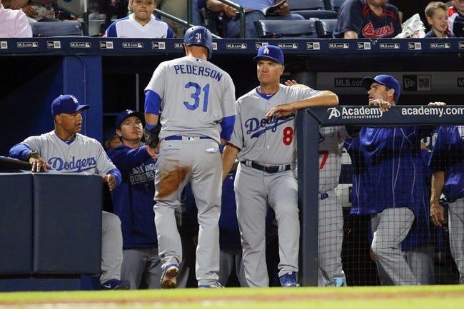 Braves vs. Dodgers - 4/21/16 MLB Pick, Odds, and Prediction