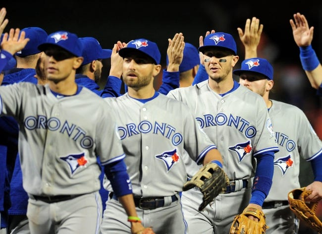 Baltimore Orioles vs. Toronto Blue Jays - 4/20/16 MLB Pick, Odds, and Prediction