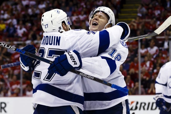 Tampa Bay Lightning vs. Detroit Red Wings - 4/21/16 NHL Pick, Odds, and Prediction