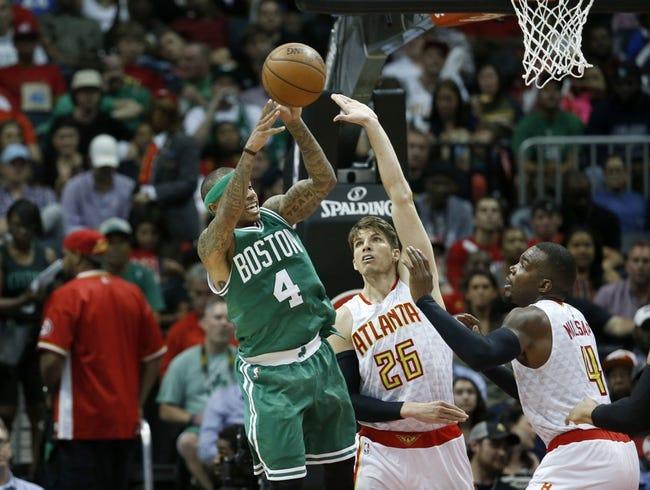 NBA News 4/20/16: Hawks Crush Celtics, Spurs Top Grizzlies for 2-0 Series Leads