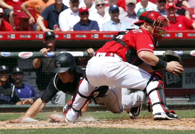 Colorado Rockies vs. Cincinnati Reds - 5/31/16 MLB Pick, Odds, and Prediction