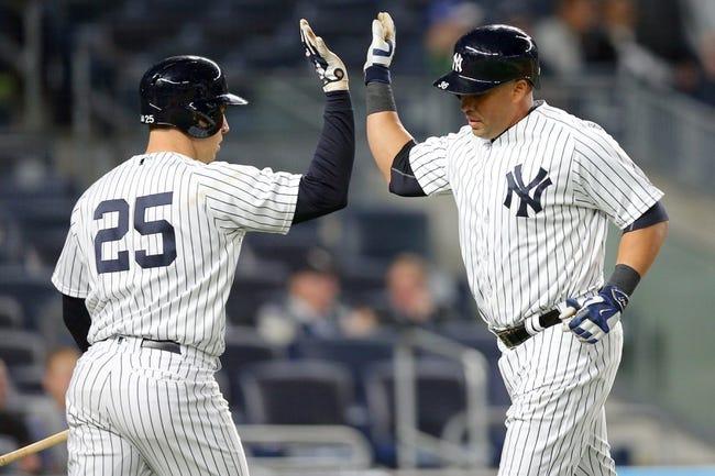 New York Yankees vs. Oakland Athletics - 4/21/16 MLB Pick, Odds, and Prediction