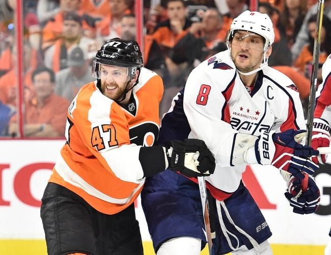Washington Capitals vs. Philadelphia Flyers - 4/22/16 NHL Pick, Odds, and Prediction