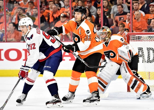 Flyers at Capitals Game 5 - 4/22/16 NHL Pick, Odds, and Prediction