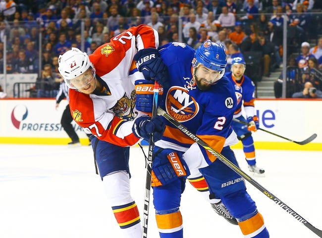 Florida Panthers vs. New York Islanders - 4/22/16 NHL Pick, Odds, and Prediction