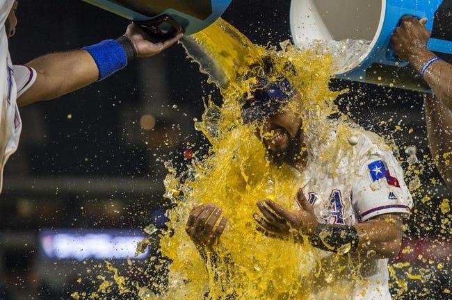 Rangers vs. Astros - 4/21/16 MLB Pick, Odds, and Prediction