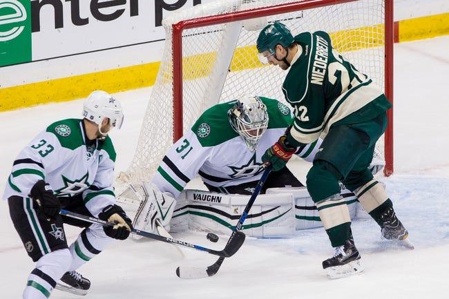 Dallas Stars vs. Minnesota Wild - 4/22/16 NHL Pick, Odds, and Prediction