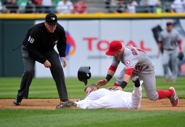 White Sox at Angels - 7/15/16 MLB Pick, Odds, and Prediction