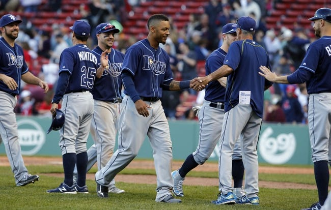 Tampa Bay Rays vs. Boston Red Sox - 6/27/16 MLB Pick, Odds, and Prediction