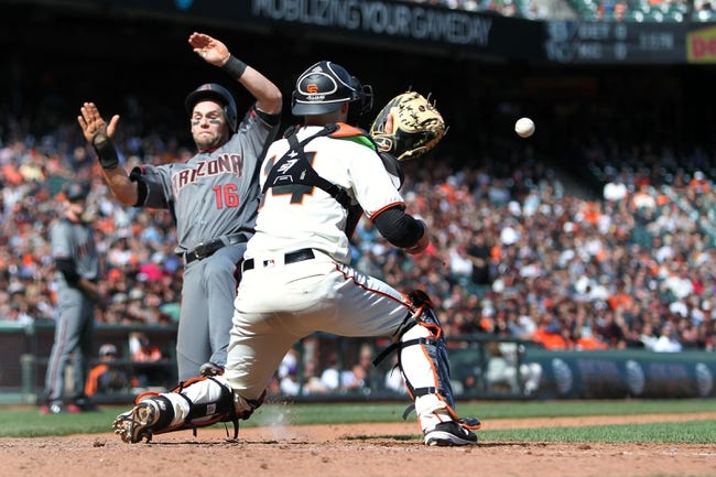 Arizona Diamondbacks vs. San Francisco Giants - 5/12/16 MLB Pick, Odds, and Prediction