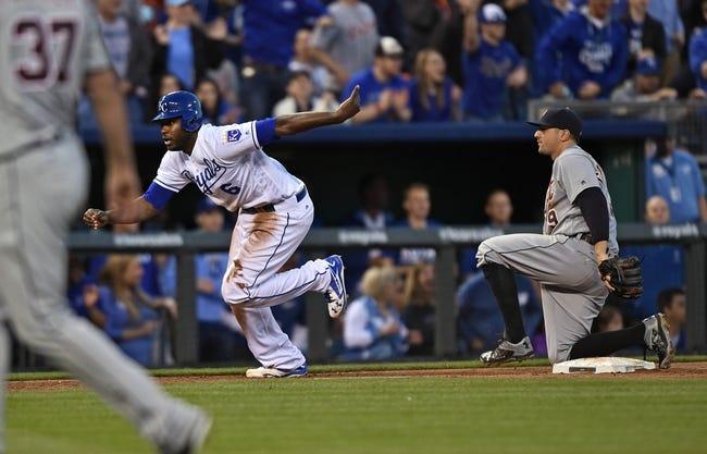 Royals vs. Tigers - 6/16/16 MLB Pick, Odds, and Prediction