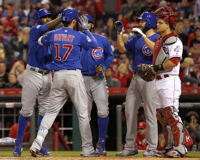 Cincinnati Reds vs. Chicago Cubs - 4/22/16 MLB Pick, Odds, and Prediction