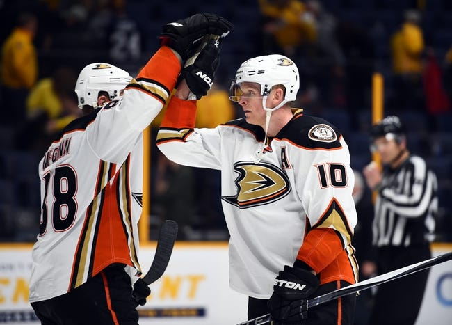 Anaheim Ducks vs. Nashville Predators - 4/23/16 NHL Pick, Odds, and Prediction