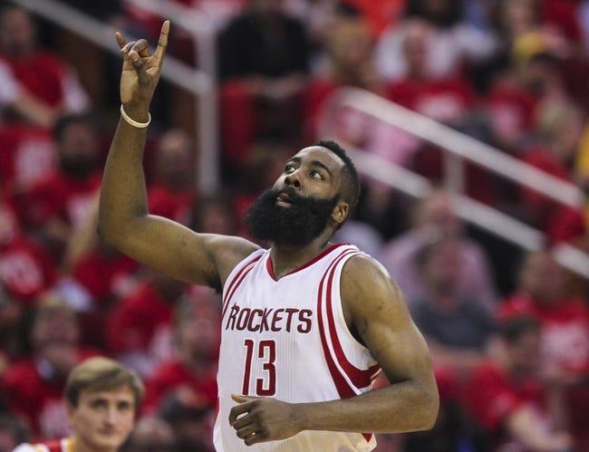 Warriors at Rockets Game 4 - 4/24/16 NBA Pick, Odds, and Prediction
