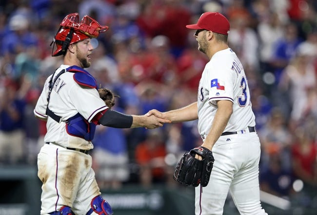 Houston Astros vs. Texas Rangers - 5/20/16 MLB Pick, Odds, and Prediction