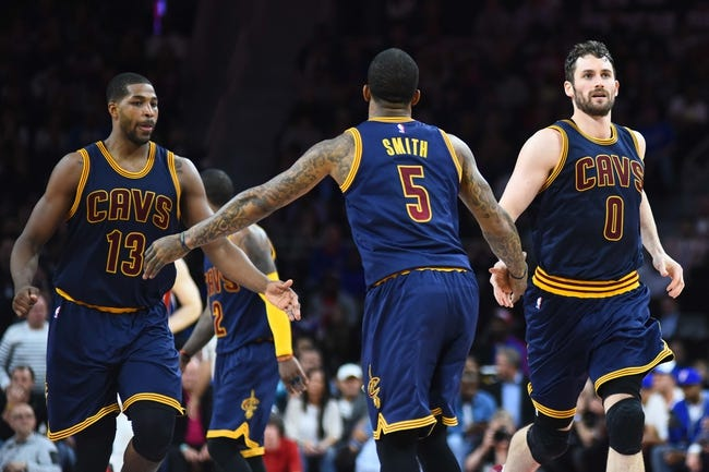 Detroit Pistons vs. Cleveland Cavaliers - 4/24/16 NBA Pick, Odds, and Prediction