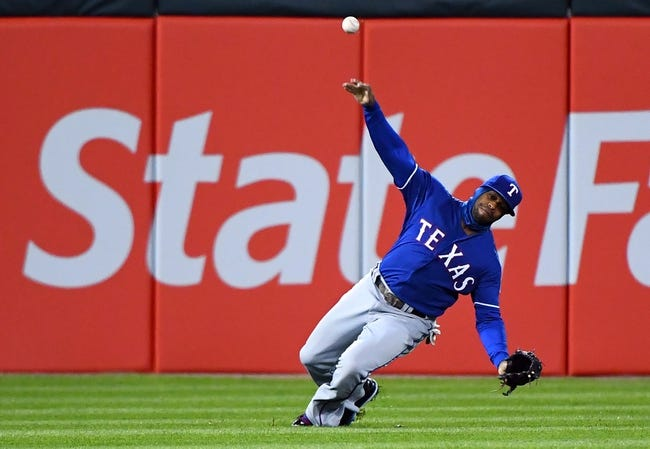 Chicago White Sox vs. Texas Rangers - 4/24/16 MLB Pick, Odds, and Prediction
