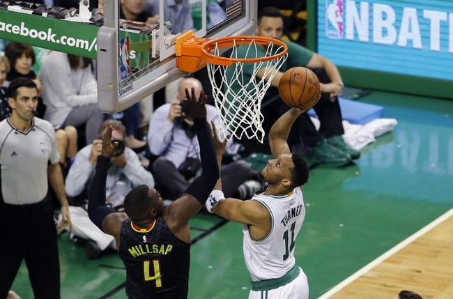Atlanta Hawks vs. Boston Celtics - 4/26/16 NBA Pick, Odds, and Prediction
