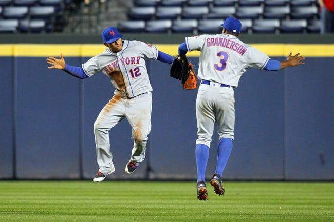 Atlanta Braves vs. New York Mets - 4/23/16 MLB Pick, Odds, and Prediction