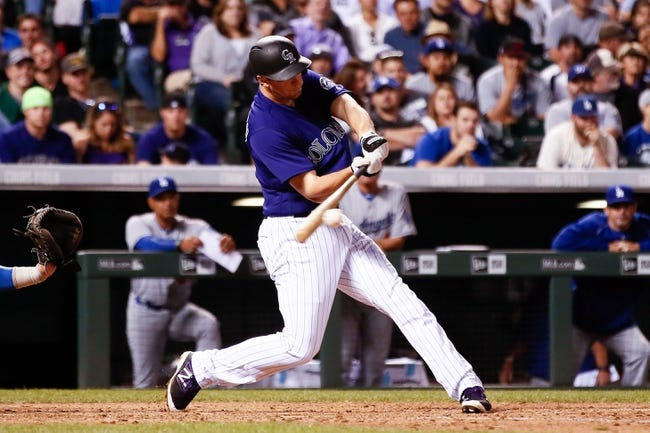 Colorado Rockies vs. Los Angeles Dodgers - 4/24/16 MLB Pick, Odds, and Prediction