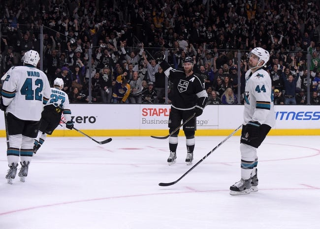 San Jose Sharks vs. Los Angeles Kings - 10/12/16 NHL Pick, Odds, and Prediction