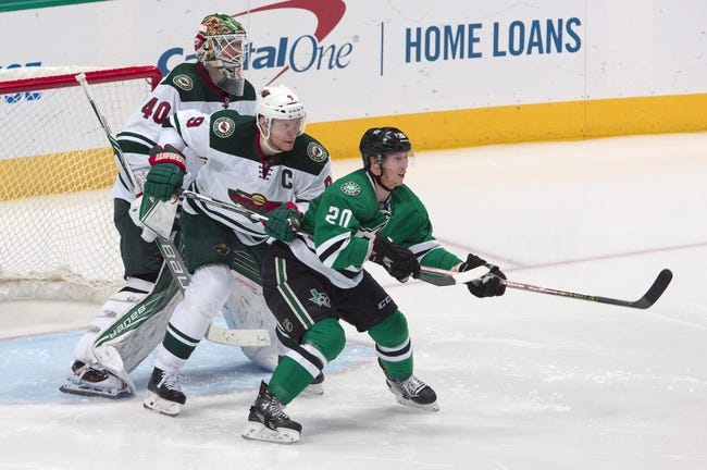 Stars at Wild Game 6 - 4/24/16 NHL Pick, Odds, and Prediction