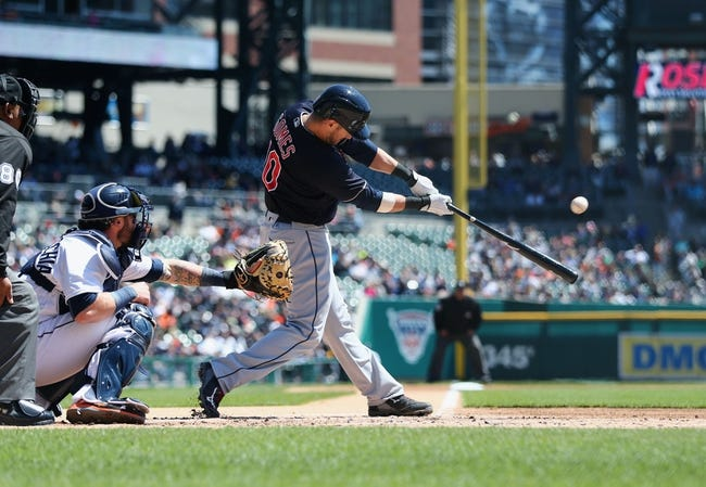 Detroit Tigers vs. Cleveland Indians - 4/24/16 MLB Pick, Odds, and Prediction
