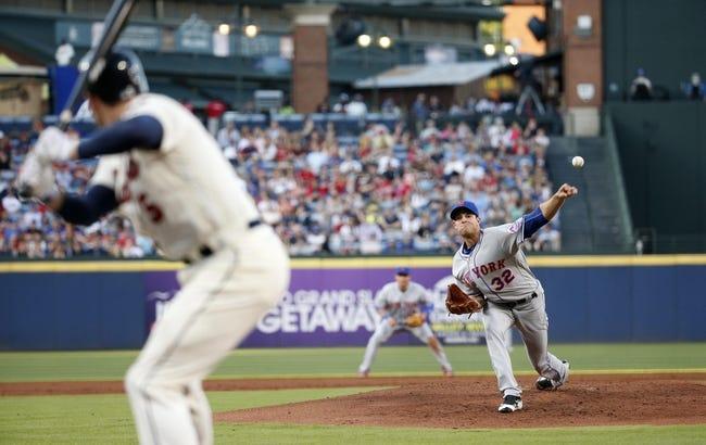 Atlanta Braves vs. New York Mets - 4/24/16 MLB Pick, Odds, and Prediction