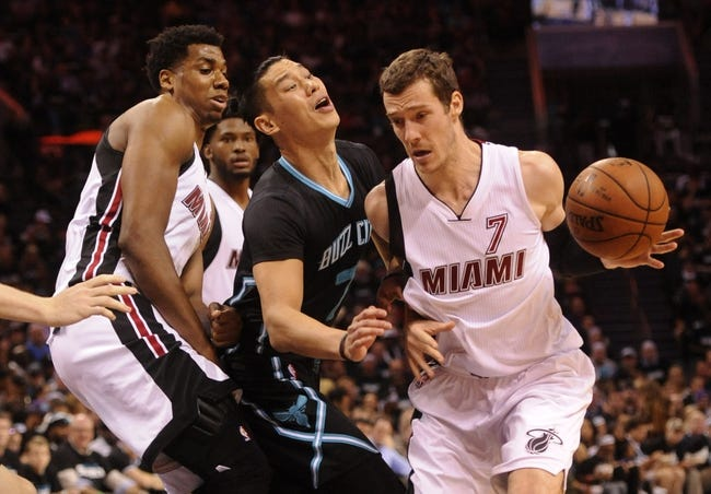 Heat at Hornets Game 4 - 4/25/16 NBA Pick, Odds, and Prediction