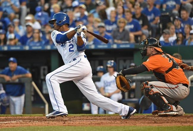 Kansas City Royals vs. Baltimore Orioles - 4/24/16 MLB Pick, Odds, and Prediction