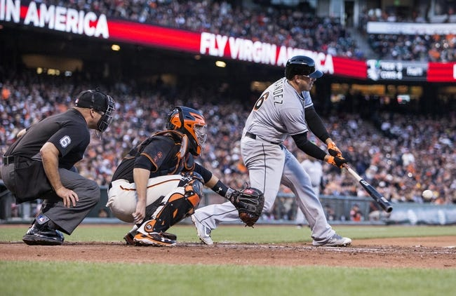 Giants vs. Marlins - 4/24/16 MLB Pick, Odds, and Prediction
