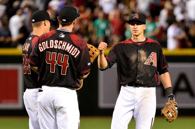 Arizona Diamondbacks vs. Pittsburgh Pirates - 4/24/16 MLB Pick, Odds, and Prediction