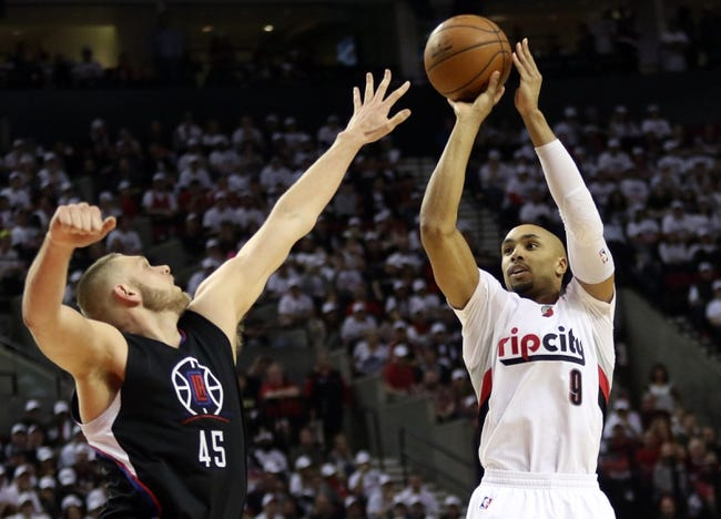 Portland Trail Blazers vs. Los Angeles Clippers - 4/25/16 NBA Pick, Odds, and Prediction