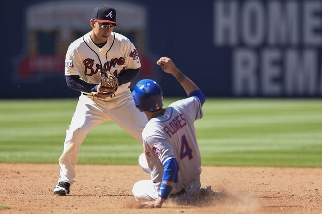 Mets vs. Braves - 5/2/16 MLB Pick, Odds, and Prediction