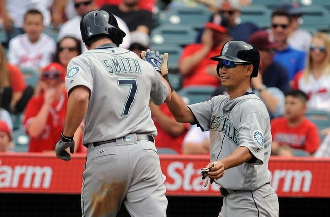 Seattle Mariners vs. Los Angeles Angels - 5/13/16 MLB Pick, Odds, and Prediction