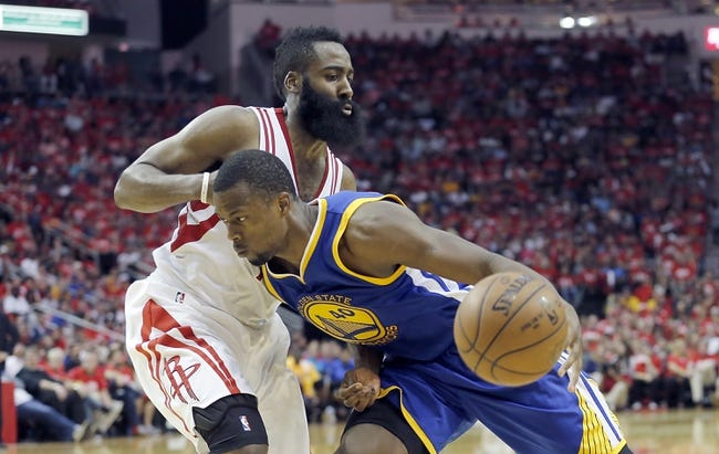Golden State Warriors vs. Houston Rockets - 4/27/16 NBA Pick, Odds, and Prediction