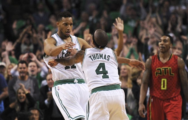 Celtics at Hawks Game 5 - 4/26/16 NBA Pick, Odds, and Prediction