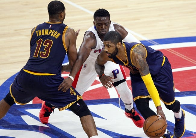 NBA News 4/25/16: Cavaliers Finish First-Round Sweep of Pistons